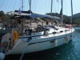 Göcek'te yelkenli teknede tatilkeyfi