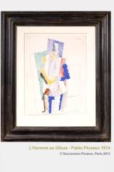 1 Picasso 100Euro
